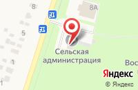 Схема проезда до компании Администрация сельского совета с. Ивановка в Ивановке