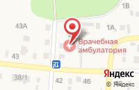Схема проезда до компании Врачебная амбулатория в Ивановке
