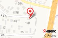 Схема проезда до компании Gusto-Par в Ивановке