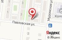 Схема проезда до компании #Альфа.Телеком.56 в Ивановке