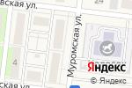 Схема проезда до компании Минимаркет в Ивановке