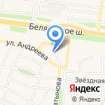 ОРЕОЛ на карте Оренбурга