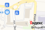 Схема проезда до компании Проектно-монтажная компания в Ивановке