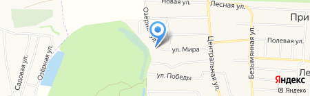 Интерфакт на карте Аэропорта