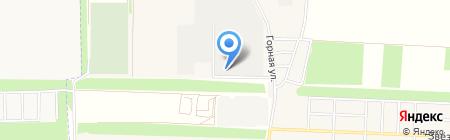 ТТК на карте Аэропорта