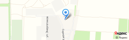 Оренпилм на карте Аэропорта