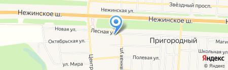 Русский Градус на карте Аэропорта