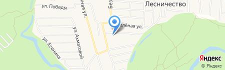 Адвокатский кабинет Глебовой Ю.И. на карте Аэропорта