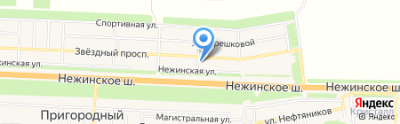 АПЕЛЬСИН на карте Аэропорта