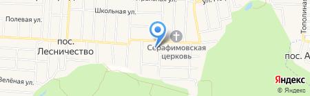 Дельта на карте Аэропорта