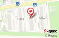 Схема проезда до компании БазисТехноКомплект в Пригородном
