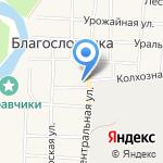 Агрорезерв-СВ на карте Оренбурга
