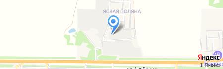 Оренбургский завод полиэтиленовой упаковки на карте Аэропорта