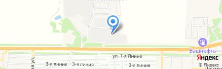Живая планета на карте Аэропорта