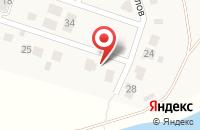 Схема проезда до компании СтройДомИнвест в Нежинке