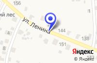 Схема проезда до компании БУРАЕВСКИЙ ЛЕСХОЗ в Раевском