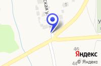 Схема проезда до компании БУРАЕВСКИЙ МАСЛОСЫРЗАВОД в Раевском