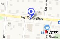 Схема проезда до компании КОММУНАЛЬНОЕ ХОЗЯЙСТВО в Осе