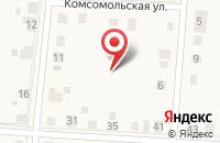 Схема проезда до компании Альянс_ТЭК в Златоусте