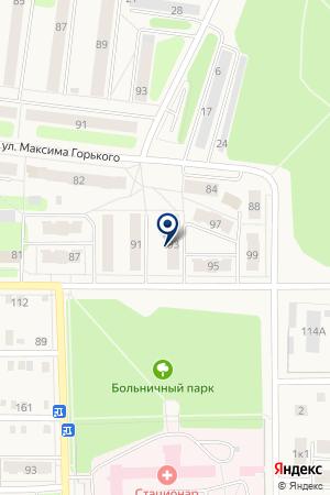 ОТДЕЛЕНИЕ ОСИНСКОГО РАЙОНА ПЕРМСКИЙ ФИЛИАЛ РОССЕЛЬХОЗЦЕНТР на карте Осы