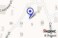 Схема проезда до компании ДК СРЕТЕНСКИЙ в Ильинском