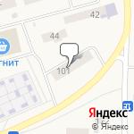 Магазин салютов Бирск- расположение пункта самовывоза