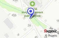 Схема проезда до компании КУЛЬТУРНО-СПОРТИВНЫЙ КОМПЛЕКС в Куеде