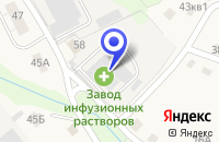 Схема проезда до компании МОЛОКОЗАВОД КАРИАН в Куеде