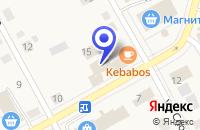 Схема проезда до компании МАГАЗИН АЛКОГОЛЬНОЙ ПРОДУКЦИИ НОРМАН в Куеде