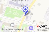Схема проезда до компании СТРОИТЕЛЬНАЯ ФИРМА ЭЛЕКТРОМОНТАЖ в Барде