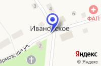 Схема проезда до компании ХЛЕБОПЕКАРНЯ ИСКРА в Ильинском