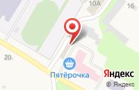 Схема проезда до компании Норман в Усть-Качке
