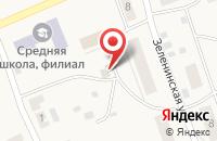 Схема проезда до компании Почтовое отделение пос. Красный восход в Красном Восходе