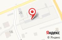 Схема проезда до компании ФБС-Строй в Красном Восходе