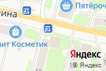 Схема проезда до компании Причал рыбака в Краснокамске