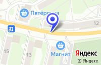 Схема проезда до компании ХРАМ СВЯТОЙ ЕКАТЕРИНЫ в Краснокамске