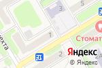 Схема проезда до компании Ирина в Краснокамске