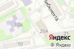 Схема проезда до компании Music Life в Краснокамске