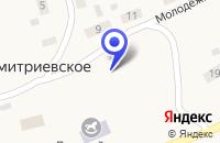 Схема проезда до компании ДК ПОСАДСКИЙ в Ильинском