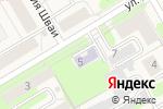 Схема проезда до компании Школа развития личности, ЧУ ДО в Краснокамске