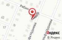 Схема проезда до компании Долголетие в Жуково