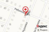 Схема проезда до компании Крафт Трейдинг в Жуково