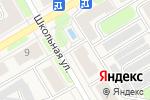 Схема проезда до компании Магазин фильтров для воды в Краснокамске