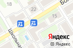 Схема проезда до компании Мастер в Краснокамске