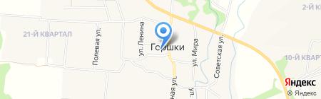 Продуктовый магазин на карте Горшков
