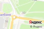 Схема проезда до компании Эльбрус в Краснокамске