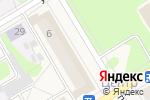 Схема проезда до компании Vista в Краснокамске