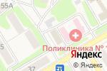 Схема проезда до компании Автомаг в Краснокамске