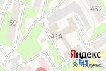 Схема проезда до компании Агентство недвижимости в Краснокамске