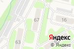 Схема проезда до компании Гелон в Краснокамске